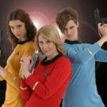 "DC Fontana in ""I Am Star Trek"" - Greenwich Theatre, Pleasance Edinburgh (with Rebecca Naylor & Erica Fee)"