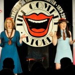 Domestic Goddi - The Comedy Store (with Helen O'Brien)