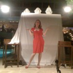 Domestic Goddi - Comedy Gig at The Londa Hotel, Cyprus