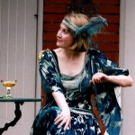 "Sybil in ""Private Lives"" - Shaw's Corner Open Air Theatre"